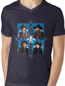 The Musketeers season 3 Mens V-Neck T-Shirt