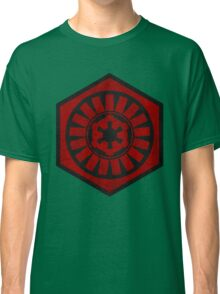 First Order and the Galactic Empire Classic T-Shirt