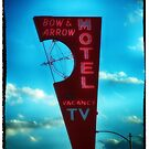 Bow and Arrow Motel  by ArtbyDigman