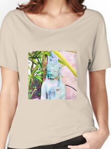 Zen Garden Women's Relaxed Fit T-Shirt