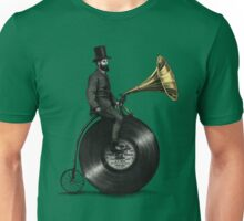 Music Man (green colour option) Unisex T-Shirt