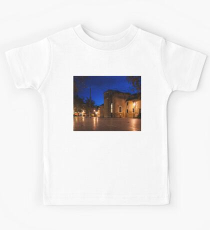Venice, Italy - Wandering Around the Secret Squares Kids Tee