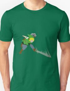 The Legend of Zelda - Minimalist Link Unisex T-Shirt