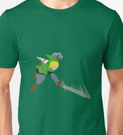The Legend of Zelda - Minimalist Link Unisex T-Shirt