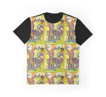 Cat Calls Graphic T-Shirt