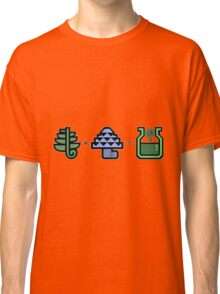 Monster Hunter Potion Ingredients Classic T-Shirt