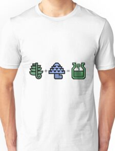 Monster Hunter Potion Ingredients Unisex T-Shirt