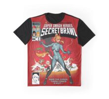 Secret Brawl Graphic T-Shirt