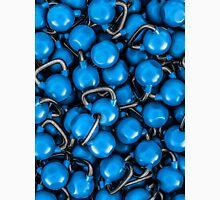 Kettlebells BLUE Unisex T-Shirt