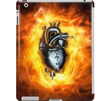 Heavy metal heart iPad Case/Skin