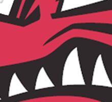 Toronto Raptors (We The North) Sticker