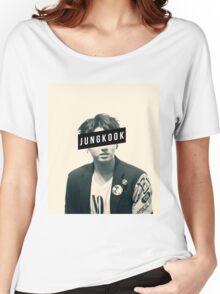 BTS JungKook Women's Relaxed Fit T-Shirt