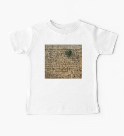 Life on Bare Rock - Up High on the Fortification Wall Baby Tee