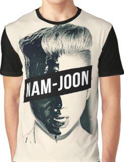 BTS Rap Monster - NamJoon Graphic T-Shirt