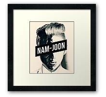 BTS Rap Monster - NamJoon Framed Print