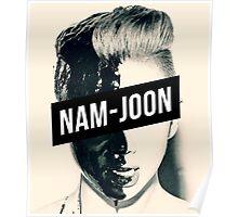 BTS Rap Monster - NamJoon Poster