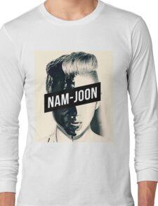 BTS Rap Monster - NamJoon Long Sleeve T-Shirt