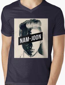 BTS Rap Monster - NamJoon Mens V-Neck T-Shirt