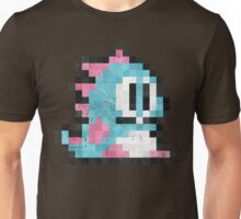 Bubble Bobble Blue Dragon  Unisex T-Shirt