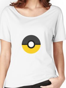 Hufflepuff Pokeball (Huffleball?) Women's Relaxed Fit T-Shirt