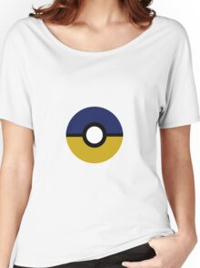 Ravenclaw Pokeball (Ravenball?) Book Colours Women's Relaxed Fit T-Shirt
