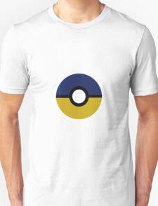 Ravenclaw Pokeball (Ravenball?) Book Colours Unisex T-Shirt