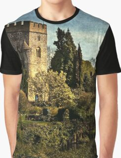 Goring on Thames Village Graphic T-Shirt