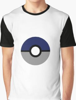 Ravenclaw Pokeball (Ravenball?) Movie Colours Graphic T-Shirt