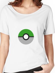 Slytherin Pokeball (Slytherball?) Women's Relaxed Fit T-Shirt