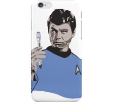 Doctor McCoy iPhone Case/Skin