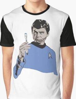 Doctor McCoy Graphic T-Shirt