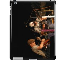 Live, On Stage iPad Case/Skin