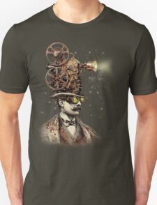 The Projectionist (sepia option) T-Shirt