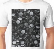 Hockey pucks Unisex T-Shirt
