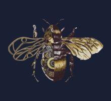 Clockwork Bee One Piece - Short Sleeve