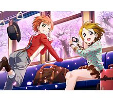 Love Live! School Idol Project - Blossoms Blooming Photographic Print