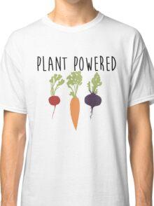 Plant Powered - Vegan Classic T-Shirt