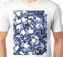 I like it a lot Unisex T-Shirt