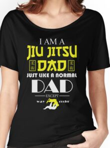I AM A JIU JITSU DAD Women's Relaxed Fit T-Shirt