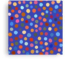 Morocco dots Canvas Print