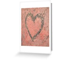 HEARTNESS Greeting Card