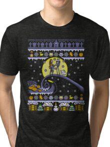 A Romantic Nightmare Tri-blend T-Shirt
