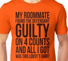 this lousy t-shirt Unisex T-Shirt