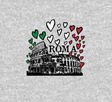 Roma flying hearts Unisex T-Shirt