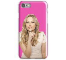 Hanna Marin Ashley Benson PLL Pretty Little Liars iPhone Case/Skin