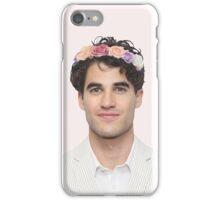 Darren Flower Crown iPhone Case/Skin