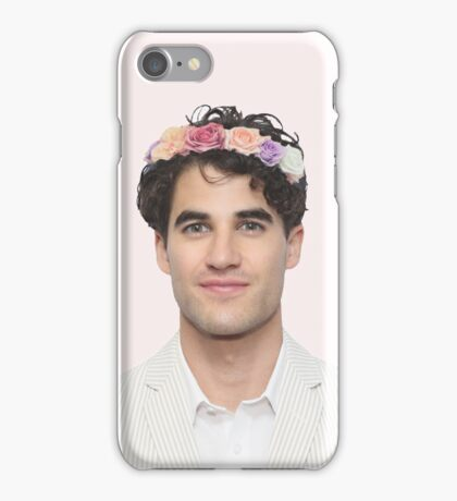 Darren Flower Crown iPhone Case/Skin