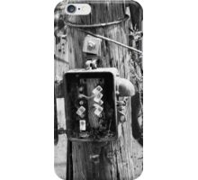 Junction Box iPhone Case/Skin