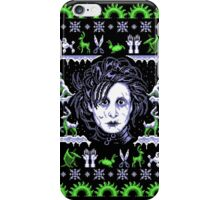 Edward Sweaterhands iPhone Case/Skin