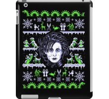 Edward Sweaterhands iPad Case/Skin